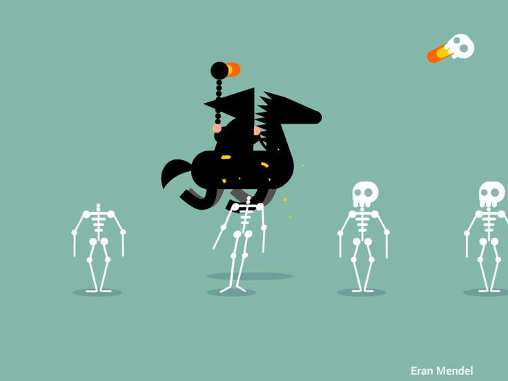Ep 6: Uncle Benjen one trick pony :) by Eran Mendel - Dribbble