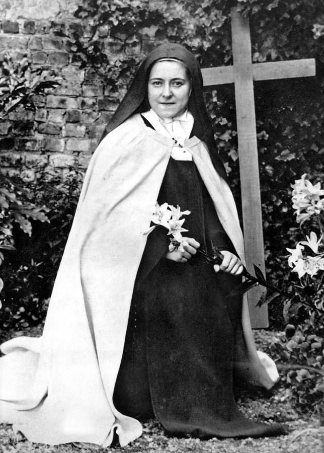 Saint Therese De Lisieux Photograph  - Saint Therese De Lisieux Fine Art Print