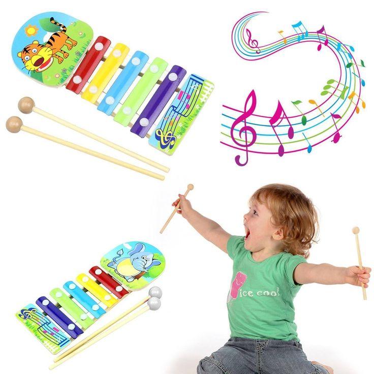 Fiyat:11,90 tl Çocuklar İçin Renkli Ksilofon