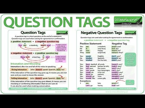 how to make question tag