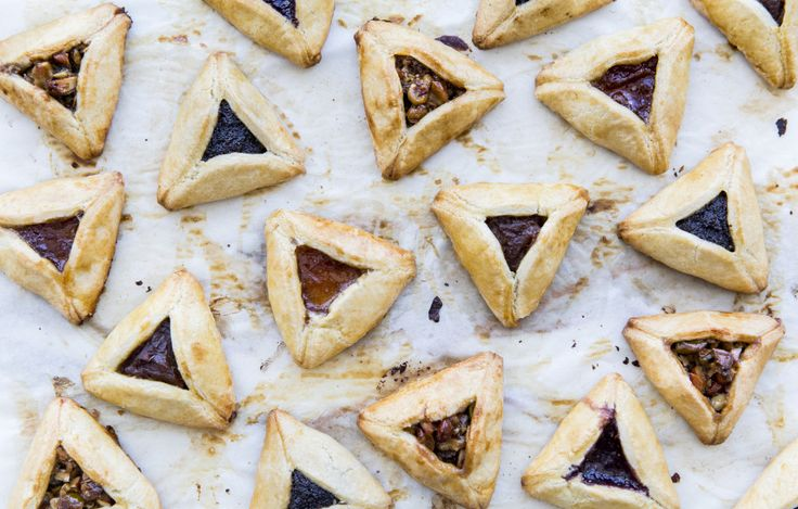 We've developed the perfect hamantaschen recipe. Happy Purim!