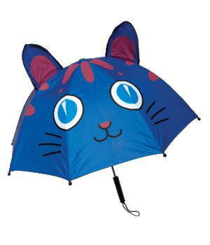 Character umbrellas are an affordable and useful gift for guests.