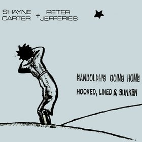 """Randolphs going home"" by Shayne Carter and Peter Jefferies. Homage to departed Double Happys bandmate Wayne Elsey."