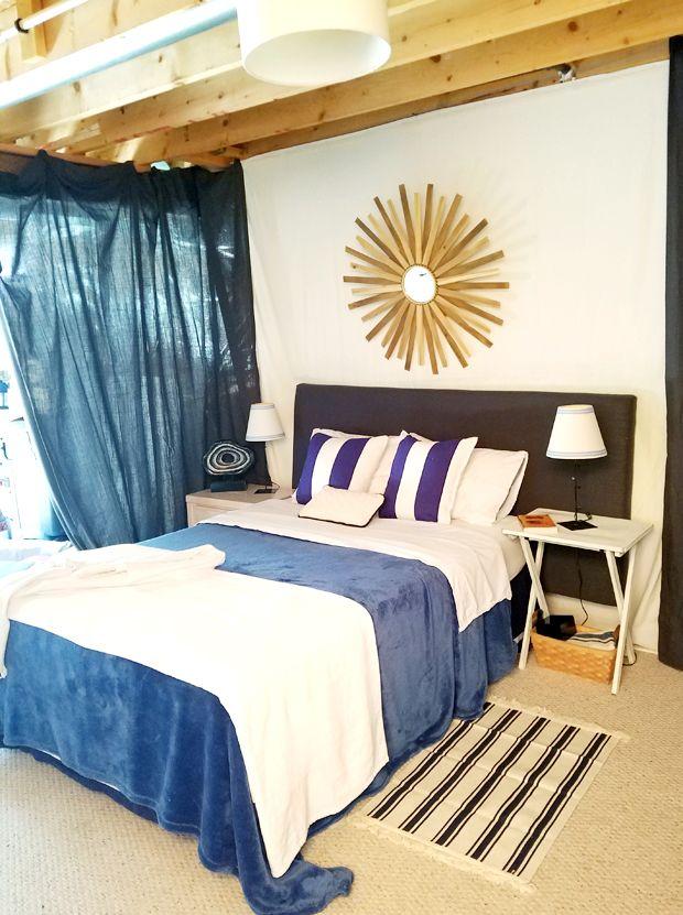 Best 25+ Unfinished Basement Bedroom Ideas On Pinterest