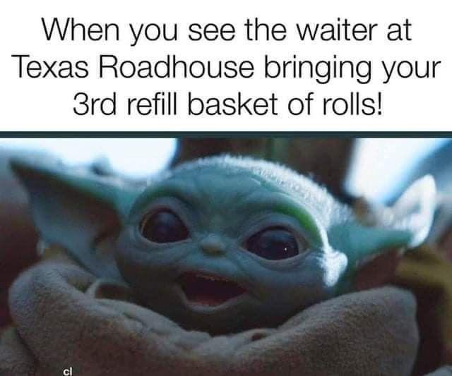 Pin by Janet Crawford on Baby Yoda in 2020 | Yoda meme ...