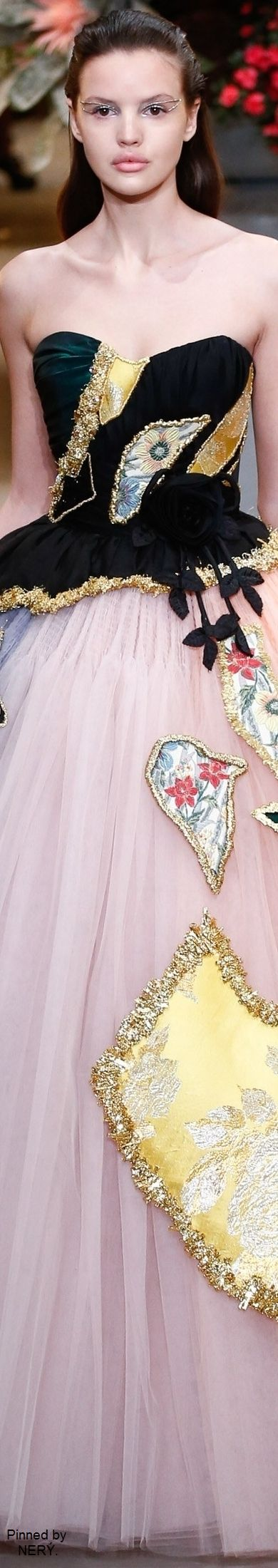 Fashion week 2017 spring - Viktor Amp Rolf Spring 2017 Couture Love Fashion Pinterest