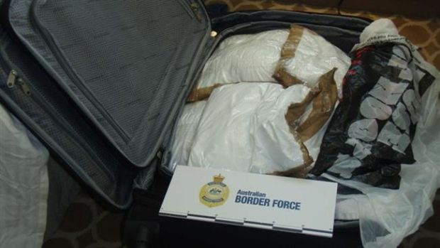 Three Canadians have been charged after $30 million of cocaine was found in their luggage on board a luxury cruise ship docking in Australia!