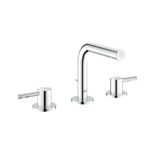 Found it at AllModern - Essence Double Handle Widespread Bathroom Faucet