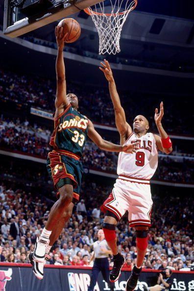 1996 nba playoffs bulls magic