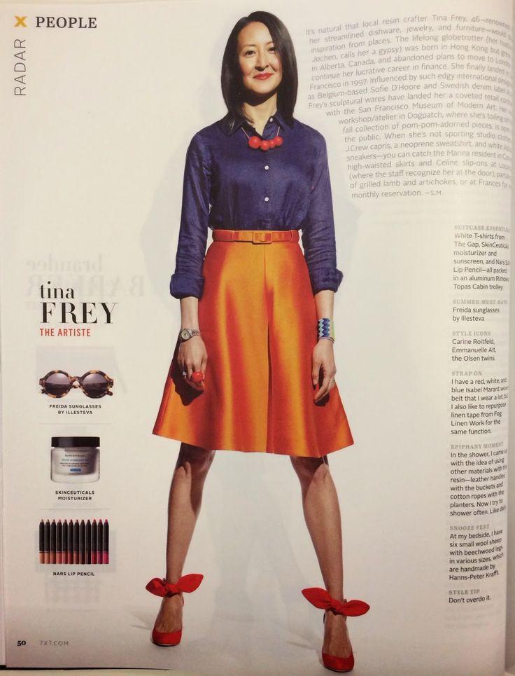 7x7 Style Council 2014 | TINA FREY DESIGNS