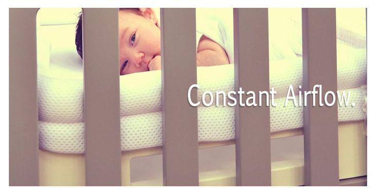 Safest Baby Mattress - Baby Crib Mattresses:: Secure Beginnings Breathable Baby Mattress