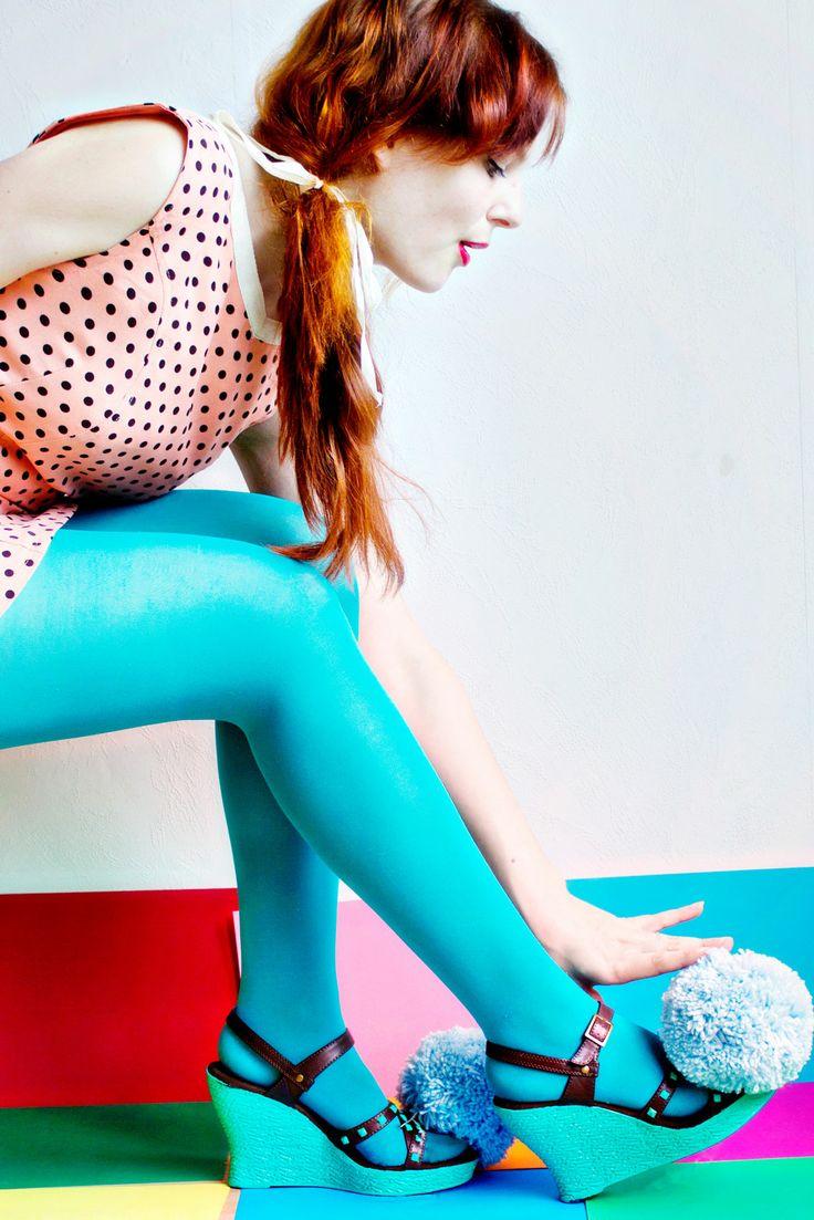 Best 25+ Blue stockings ideas on Pinterest