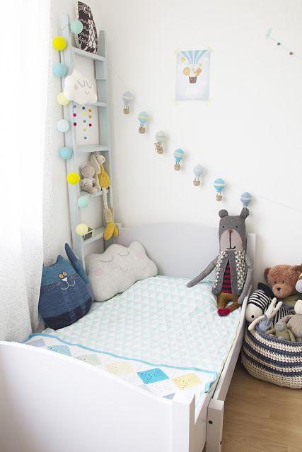 Gu tworzy: Projekt: pokój chłopaków – kącik maleństwa