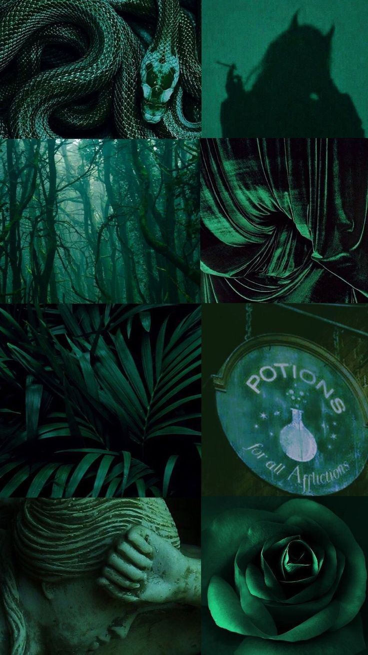 pin by on boys green aesthetic slytherin