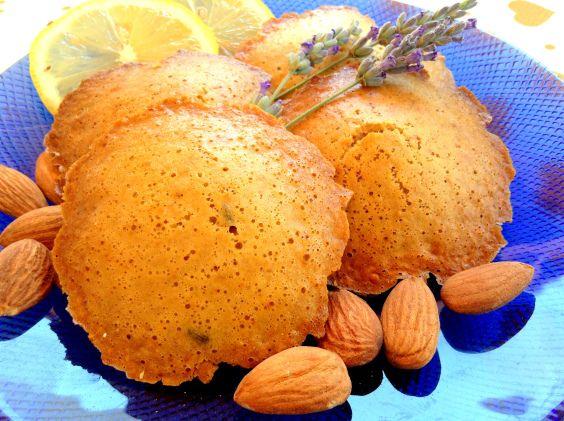 almond flour madeleines 5