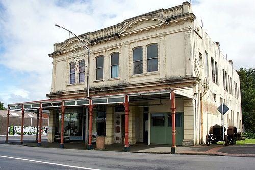 Old Building , Eltham ,NZ | Flickr - Photo Sharing!
