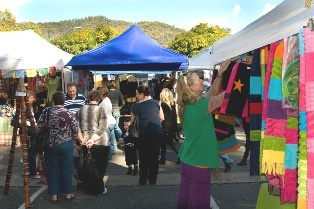 Mount Beauty Community Market  Hollands Street, Mount Beauty    1st Saturday of the month [9am - 2pm]