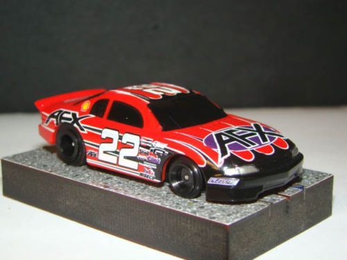 """TOMY EXP """"LOWERED"""" #22 AFX NASCAR - BSRT G3R, 2.8 Ohm, MAGS, This car is in my personal collection."""