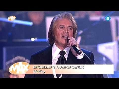 ▶ Engelbert Humperdinck - Medley HD - Maxproms 30-12-10 - YouTube