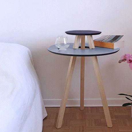 Round UFO Table by dESIGNoBJECT #MONOQI