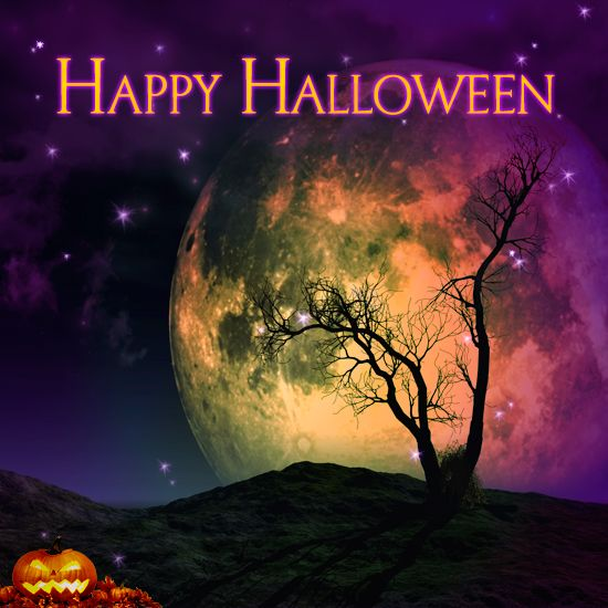 A Halloween Poem from the Blue Mountain blog