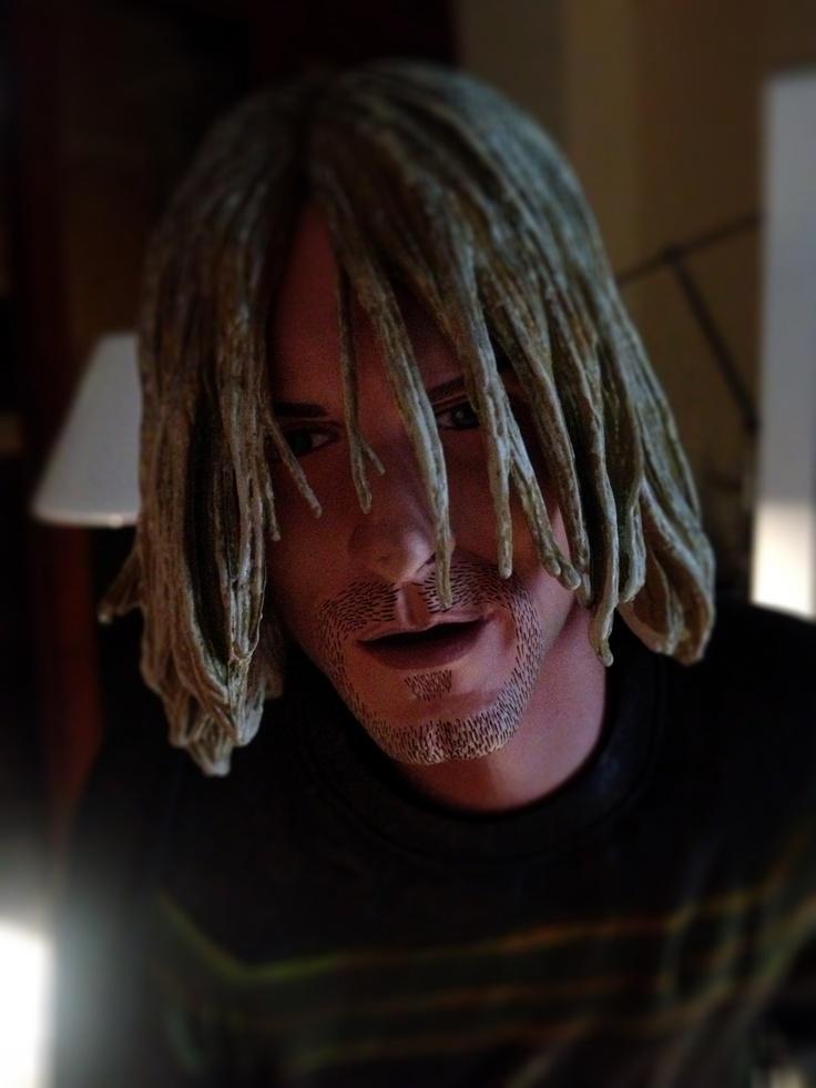 Kurt Cobain details