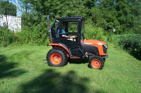 Hardtop Cab Enclosure For Kubota B2301 and B2601 Tractors *** Check this awesome product by going to the link at the image. Note: It's an affiliate link to Amazon
