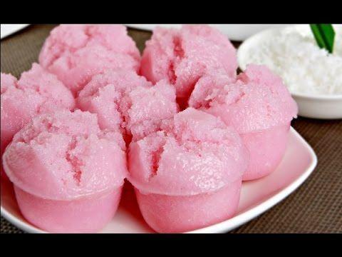 Resep kue lapis beras coklat - YouTube