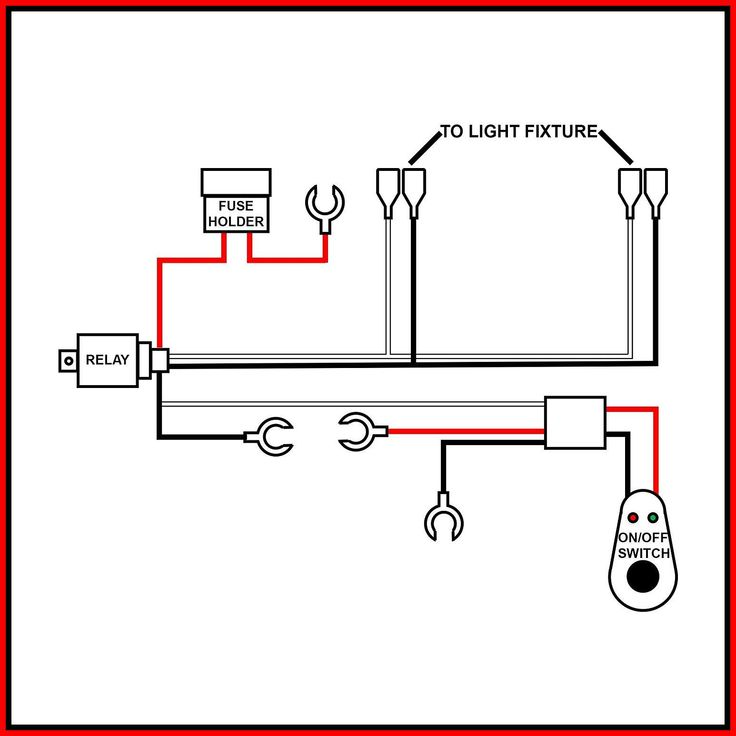 97 reference of led light bar wiring diagram   Led light ...