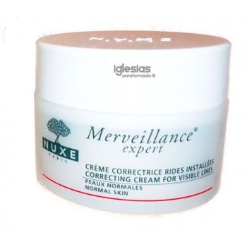 Nuxe Merveillance Crema Piel Normal Antiarrugas 50ml