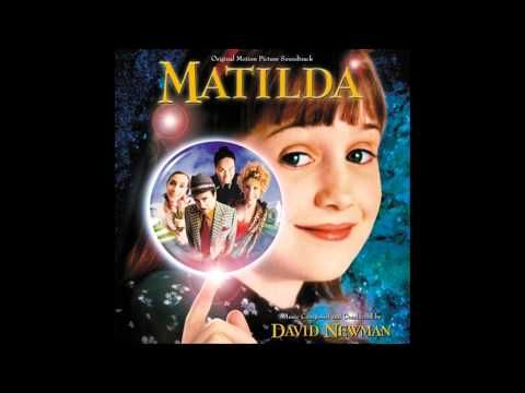 Matilda Original Soundtrack Extras Little Bitty Pretty One - YouTube
