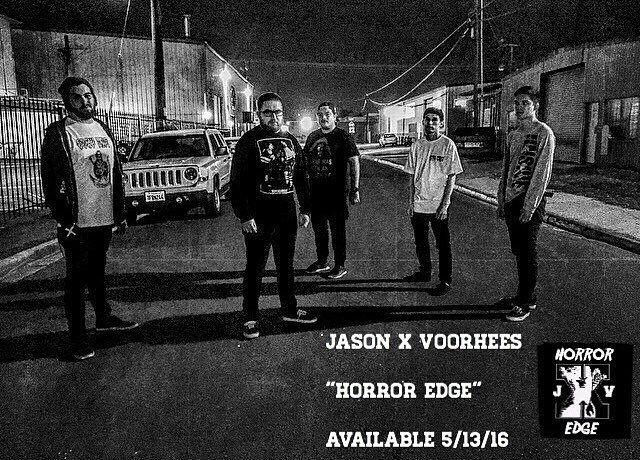 [AUDIO] JasonxVoorhees release Horror Edge