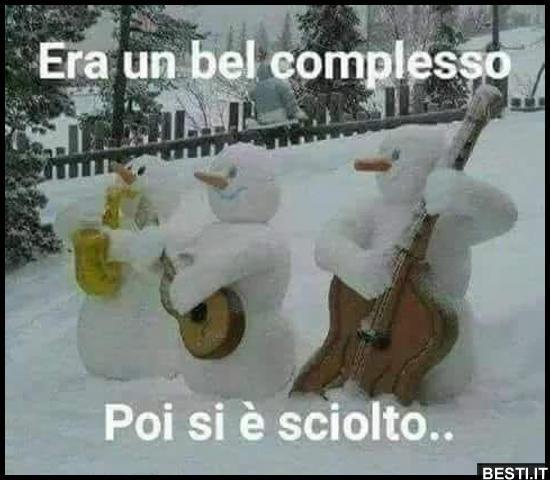 ...a fine inverno