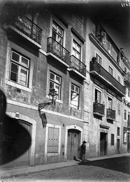 JoanMira - 1 - World : Fotos - Lisboa antiga - Rua dos Caminhos de Ferro ...