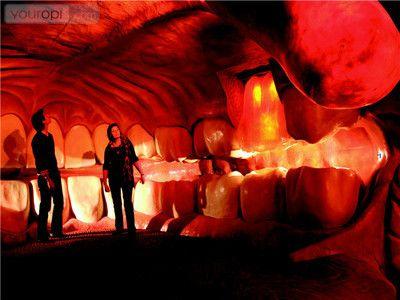 Musea van de toekomst: corpus zorgt voor een immersieve ervaring door mensen letterlijk in het menselijk lichaam rond te laten lopen.