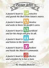 Pastor Appreciation Poems | quotes.lol-rofl.com