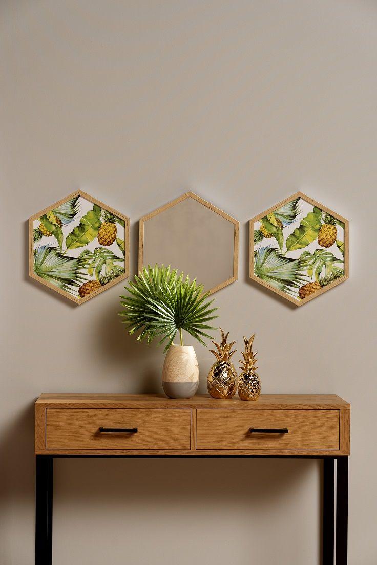 Leroymerlin Leroymerlinpolska Dlabohaterowdomu Domoweinspiracje Dekoracja Ananas Wazon Decor Home Decor Floating Shelves