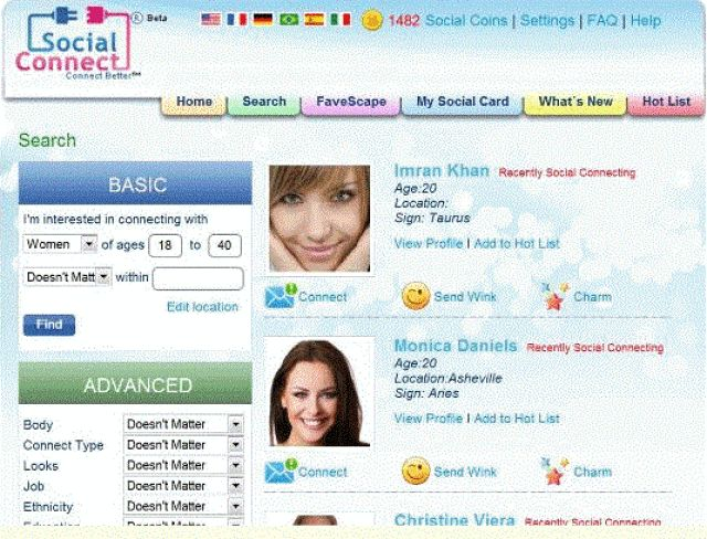 Popular dating websites in china