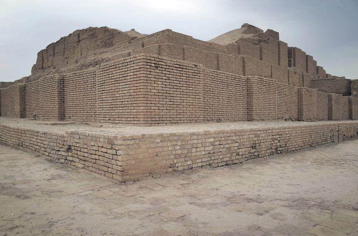 이란의 옛 고대 왕국 터에 세계에서 가장 잘 보존된 지구라트가 있다. 바벨탑 이야기는 이 지구라트에서 시작한다.