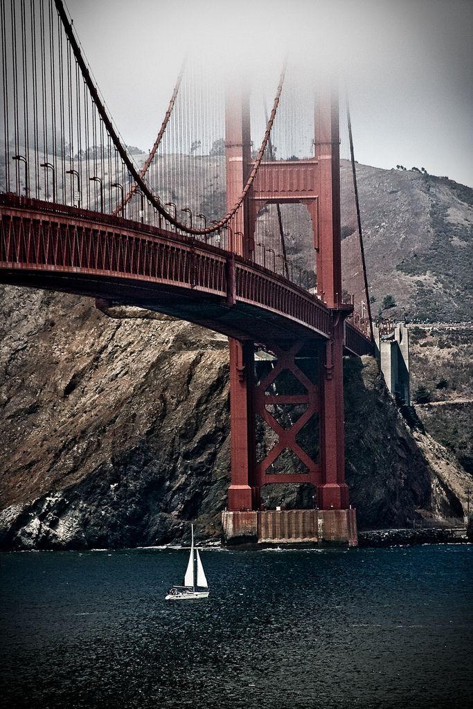 A great day-trip to my favorite bridge! #sanfran #goldengate #roadtrip