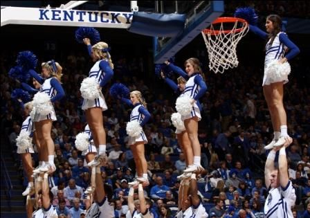 UK Cheerleaders. 19 time UCA Champions!