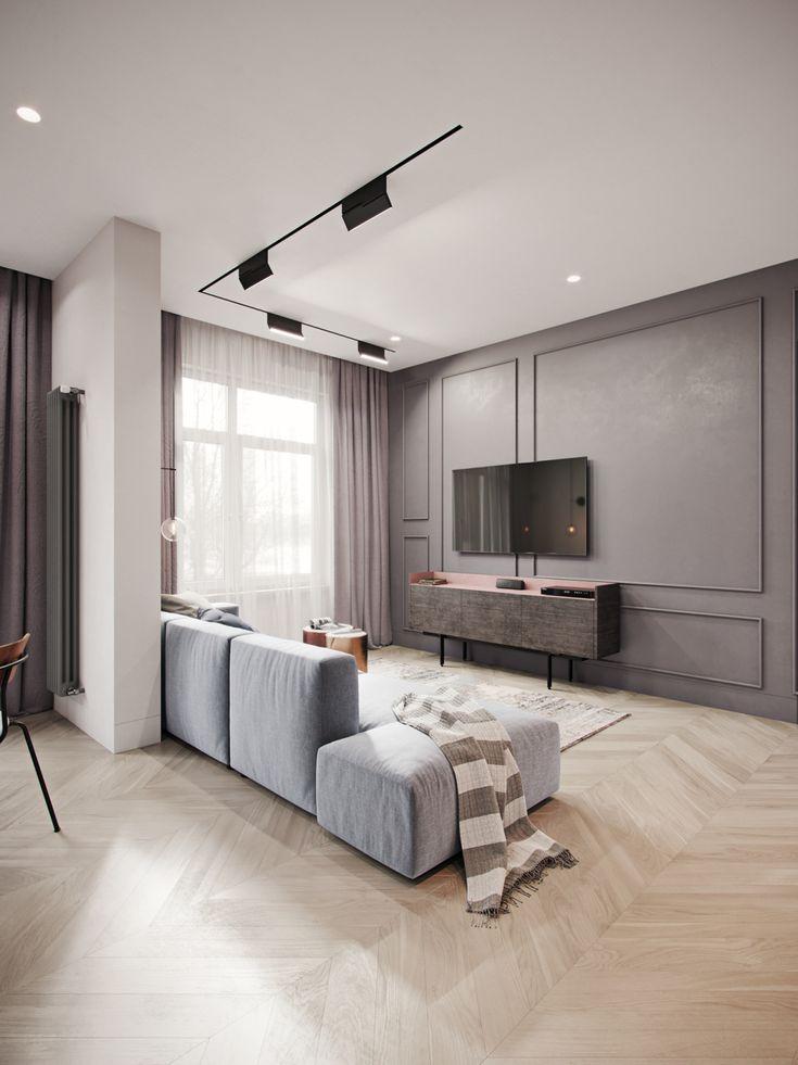окончании квартира ремонт в современном стиле картинки сути