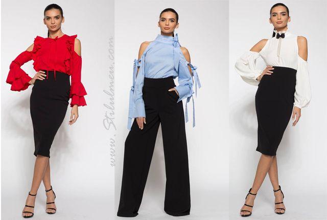 Cele mai spectaculoase modele de camasi de dama la moda anul acesta