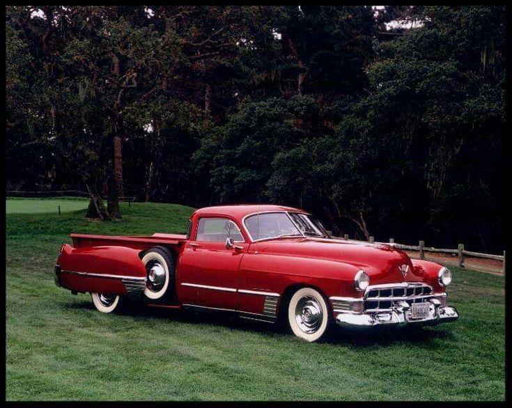 1949 Cadillac Pickup