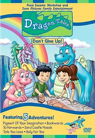 DRAGON TALES:DON'T GIVE UP