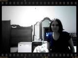 My true blue screen filmstrip
