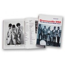 Groovesville USAThe definitive book about Detroit's soul and R&B scene of the 60s and 70s