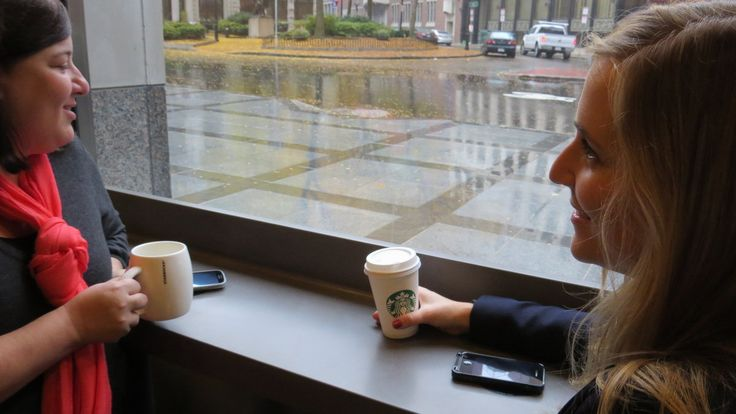 Starbucks starts rolling out wireless phone chargers nationwide