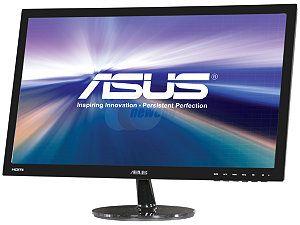 "$160 : ASUS VS Series VS247H-P Black 23.6"" 2ms LED Backlight Widescreen LCD Monitor"