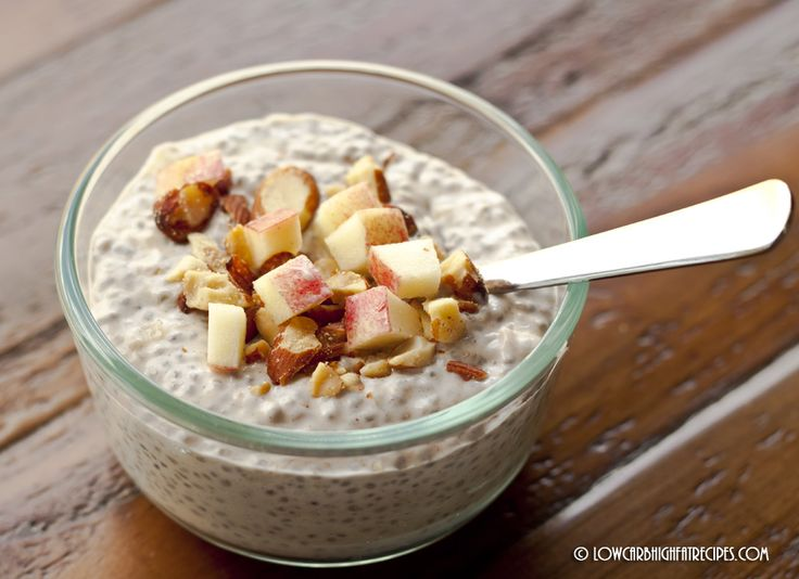 Chia Seed Banana Breakfast Pudding is fast, easy and extremely nutritious. What better way to start your day then with a mixture of super food in your belly!